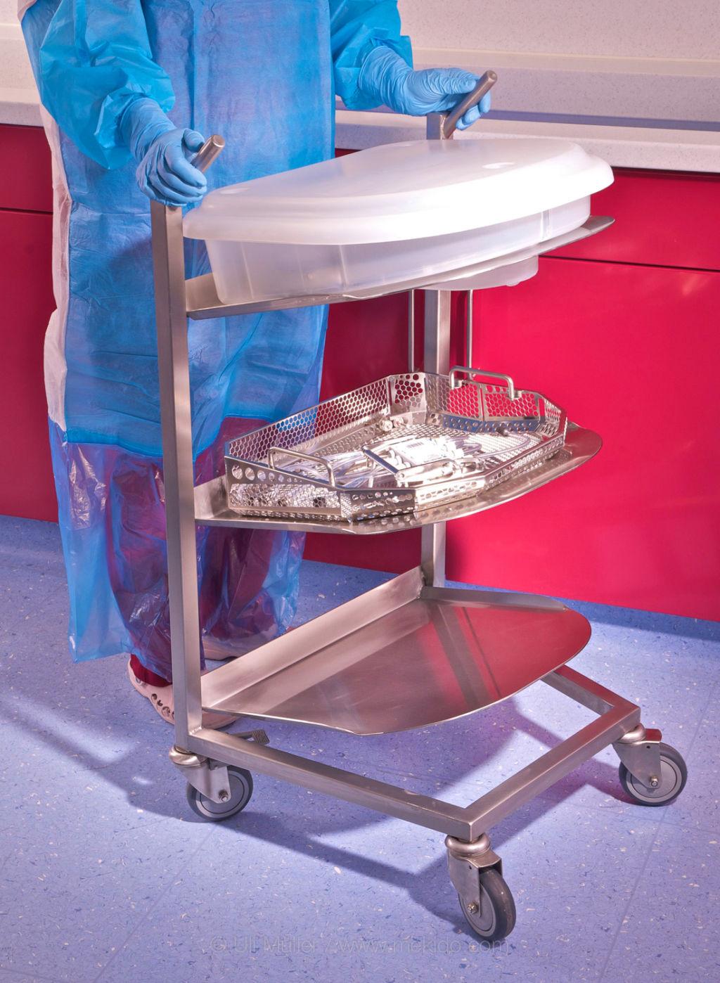 """Werbefotografie in der halbtotalen für Escad Medical für Ihr Produkt """"Ryder"""""""